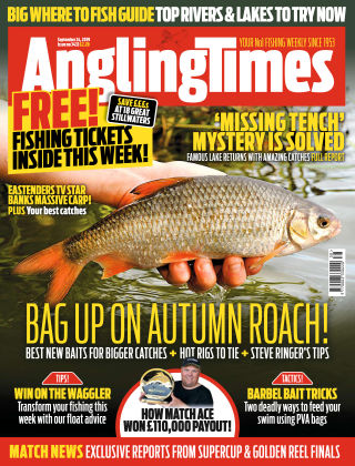 Angling Times Issue 3433