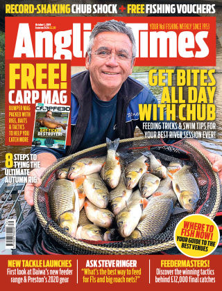 Angling Times Issue 3434