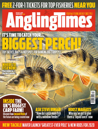 Angling Times Issue 3435