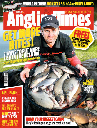 Angling Times Issue 3436