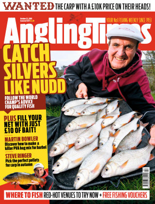 Angling Times Issue 3437