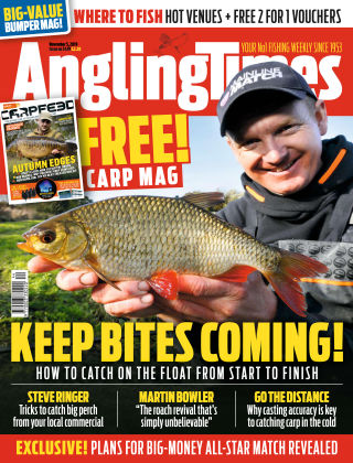 Angling Times Issue 3439