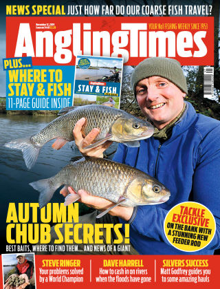 Angling Times Issue 3440