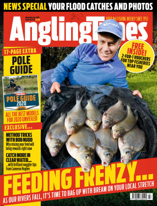 Angling Times Issue 3442