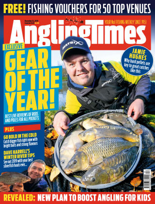 Angling Times Issue 3445