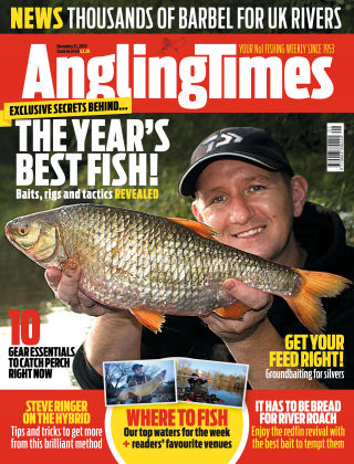 Angling Times Issue 3446