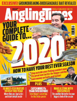 Angling Times Issue 3447
