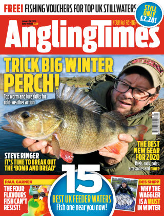 Angling Times Issue 3450