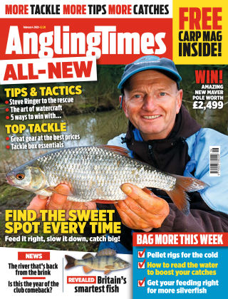 Angling Times Issue 3451