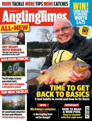 Angling Times Issue 3452