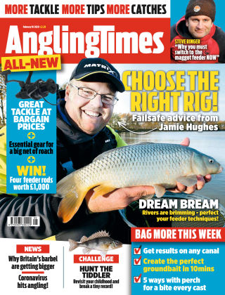 Angling Times Issue 3453
