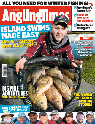 Angling Times Issue 3454
