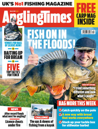 Angling Times Issue 3455