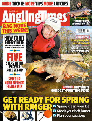 Angling Times Issue 3457