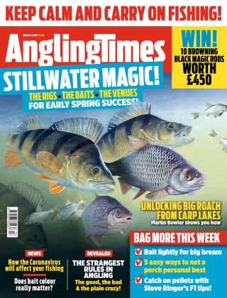 Angling Times Issue 3458