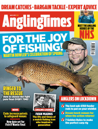 Angling Times Issue 3461