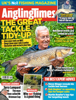 Angling Times Issue 3463