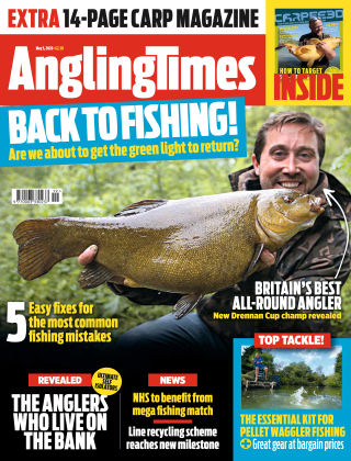 Angling Times Issue 3464