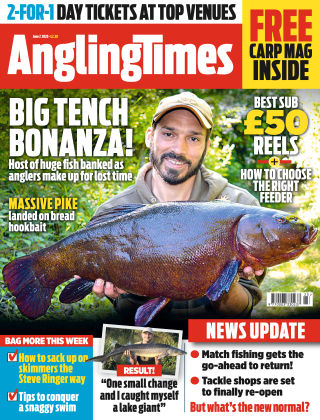 Angling Times Issue 3468