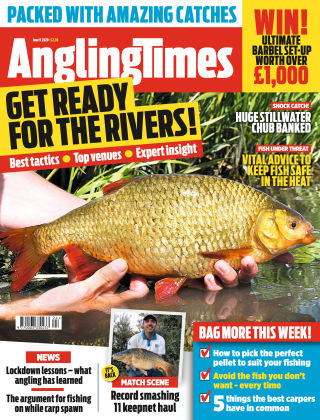 Angling Times Issue 3469
