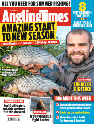 Angling Times Issue 3472