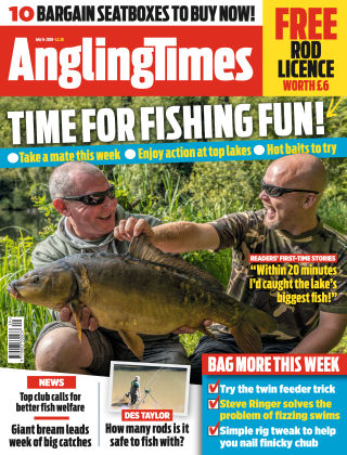 Angling Times Issue 3474