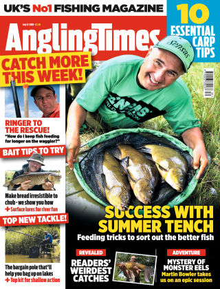 Angling Times Issue 3475