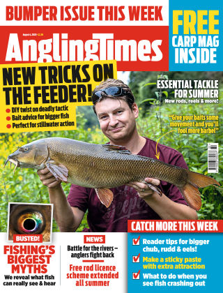 Angling Times Issue 3477