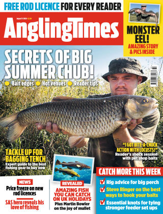 Angling Times Issue 3478
