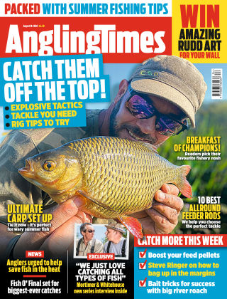 Angling Times Issue 3479