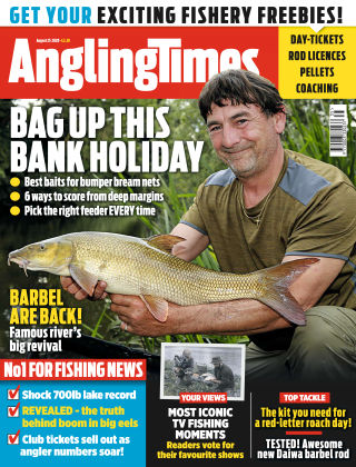 Angling Times Issue 3480