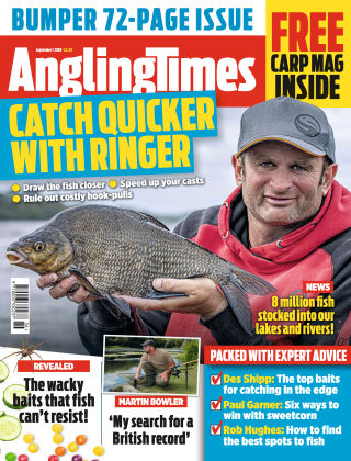 Angling Times Issue 3481
