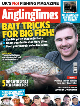 Angling Times Issue 3482