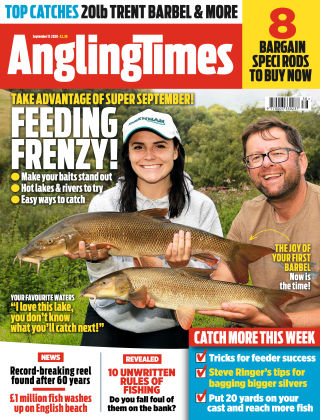 Angling Times Issue 3483