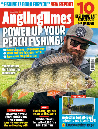 Angling Times Issue 3485