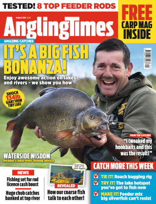 Angling Times Issue 3486
