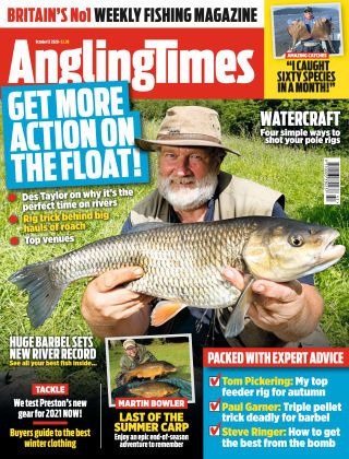 Angling Times Issue 3487