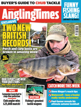 Angling Times Issue 3488