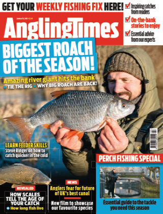 Angling Times Issue 3500