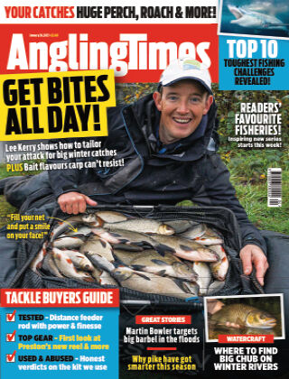 Angling Times Issue 3501