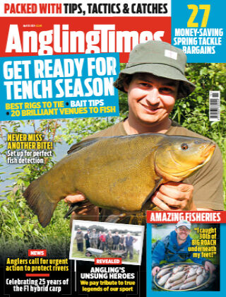 Angling Times Issue 3512