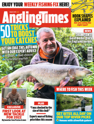 Angling Times Issue 3539