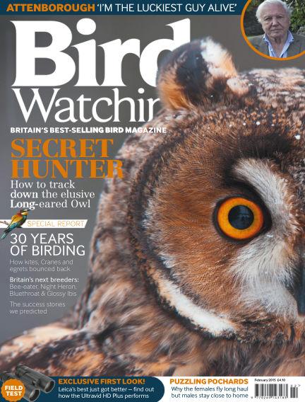 Bird Watching January 21, 2015 00:00