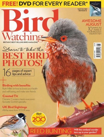 Bird Watching July 05, 2018 00:00