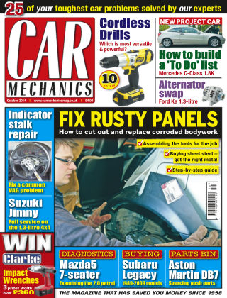 Car Mechanics October 2014