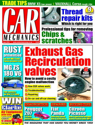 Car Mechanics June 2014
