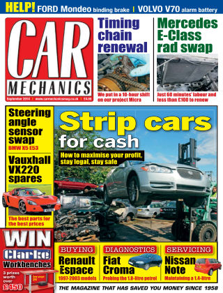 Car Mechanics September 2014
