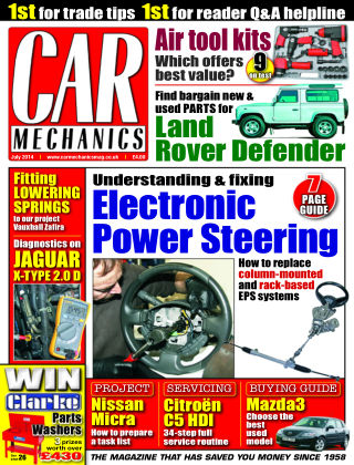 Car Mechanics July 2014