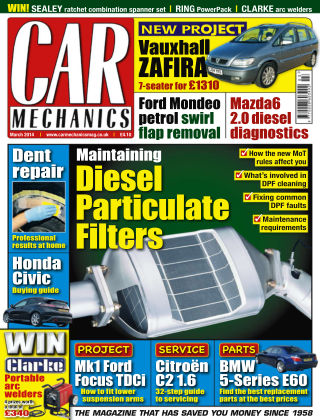 Car Mechanics March 2014