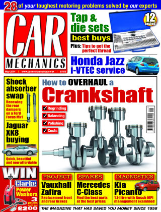 Car Mechanics May 2014